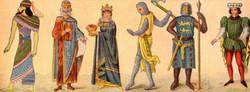 La mode du Moyen Age