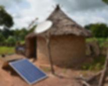 Energie solaire au Mali, Télévision