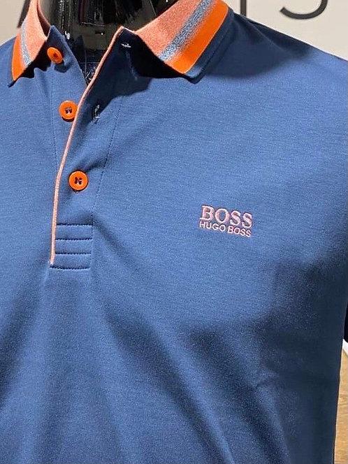 Hugo Boss Blue polo