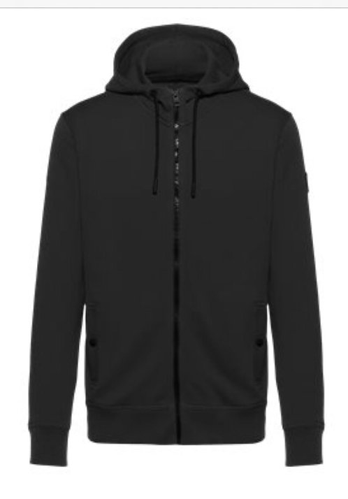 Hugo Boss knit hoodie