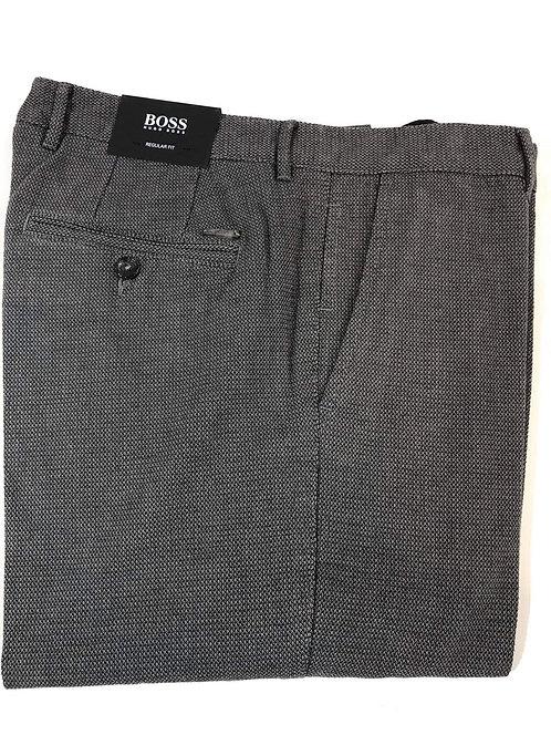 Hugo Boss micro check trouser