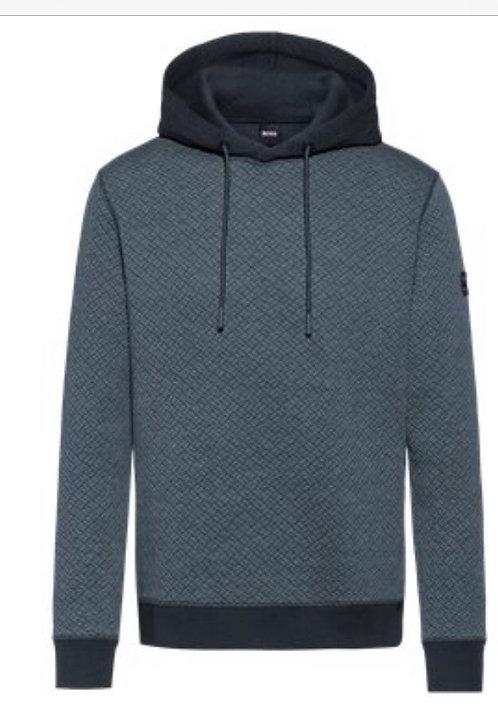 Hugo Boss printed hoodie