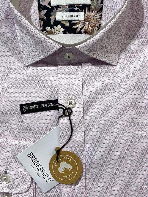 Brooksfield Lilac Shirt