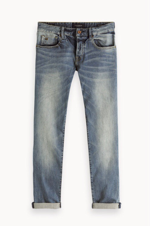 Scotch & Soda distressed Jean