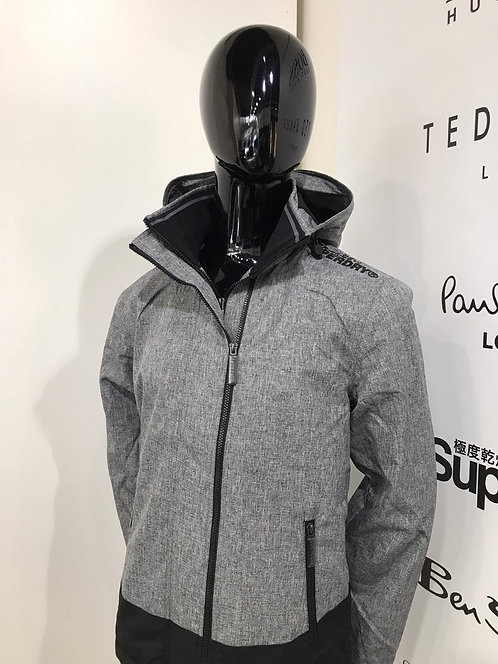 Superdry grey jacket