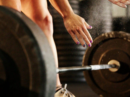 What can pushing yourself at the gym teach you about pushing yourself at work?