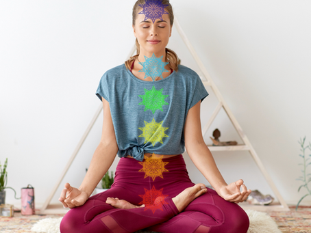 8 easy techniques you can do at home to unblock your chakras