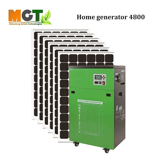 4800W - Home Lifestyle Innovation System (2020)