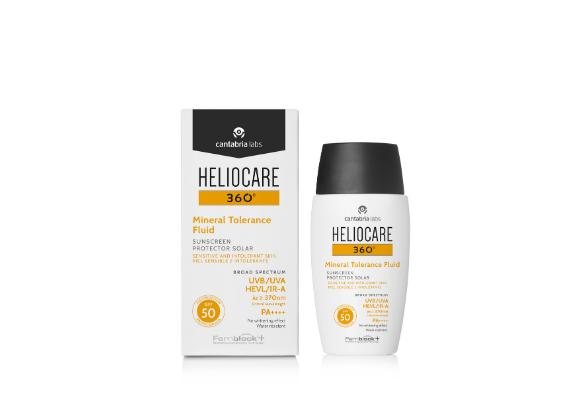 Heliocare 360° Mineral Tolerance