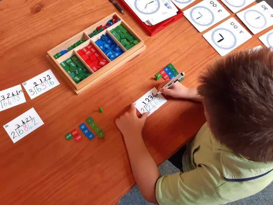 Junior Primary Maths
