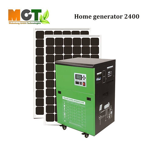 2400W - Home Convenience Innovation System (2020)