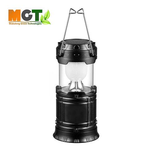 DC Solar powered LED Lantern