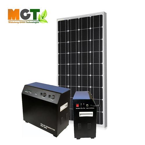 DC Solar Generator Complete set