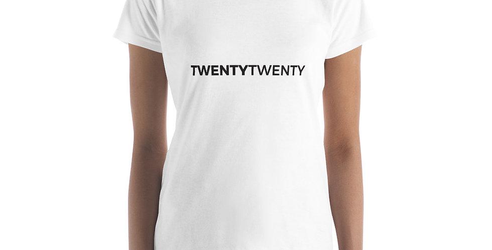 White t-shirt Twenty Twenty