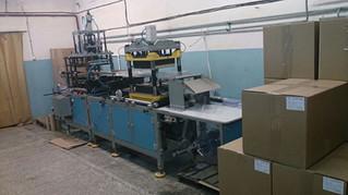 Продаем термоформовочный станок СТА-300 ПН Diapozon