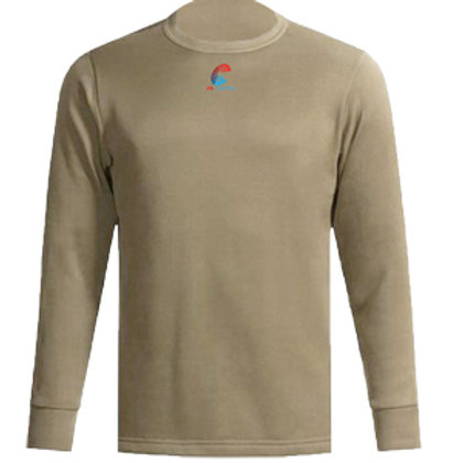 NSA FR Control Made in USA Long Sleeve Tshirt