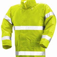 Tingley comfort brite Fr Hi Vis rain coat