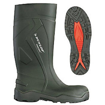 Dunlop Purofort+Full Safety Steel Toe Boot