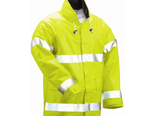 Tingley Electra Class E FR Hi Vis ARC Rated Reflective Rain Jacket