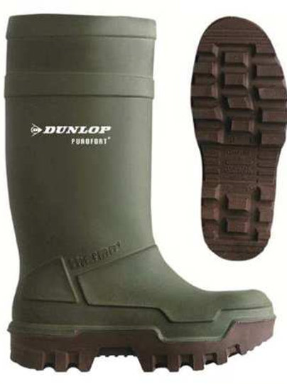 Dunlop Thermo+ Insulated Steel Toe Boot