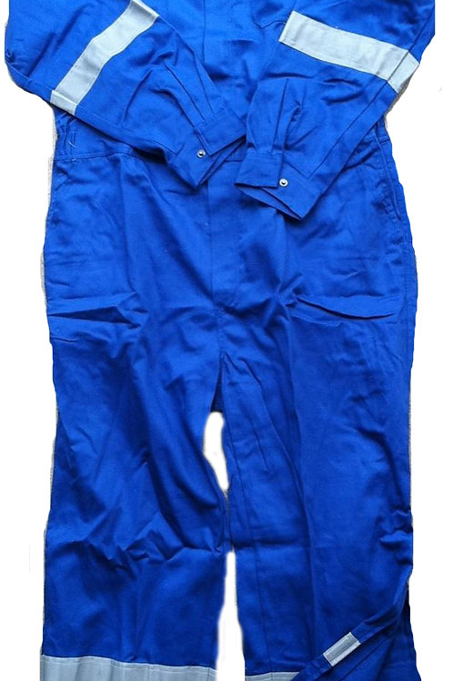 Royal Nomex 4.5oz FR Coverall with silver tape