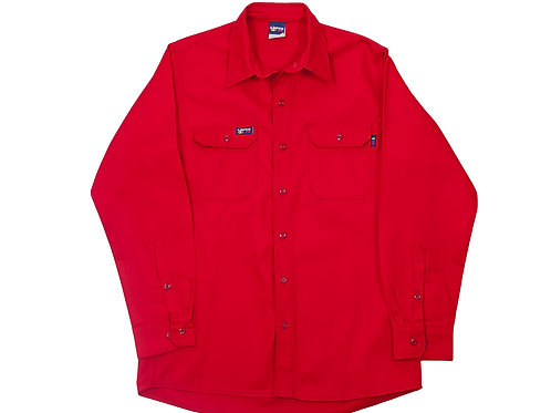 Lapco Red FR Work Shirt