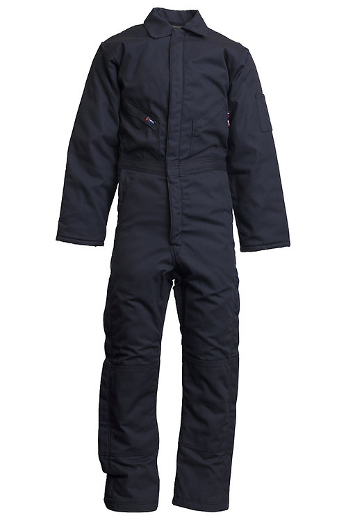 Lapco FR Insulated Coverall 12oz Navy