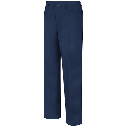 PEW3NV-Bulwark Ladies fr work navy pant