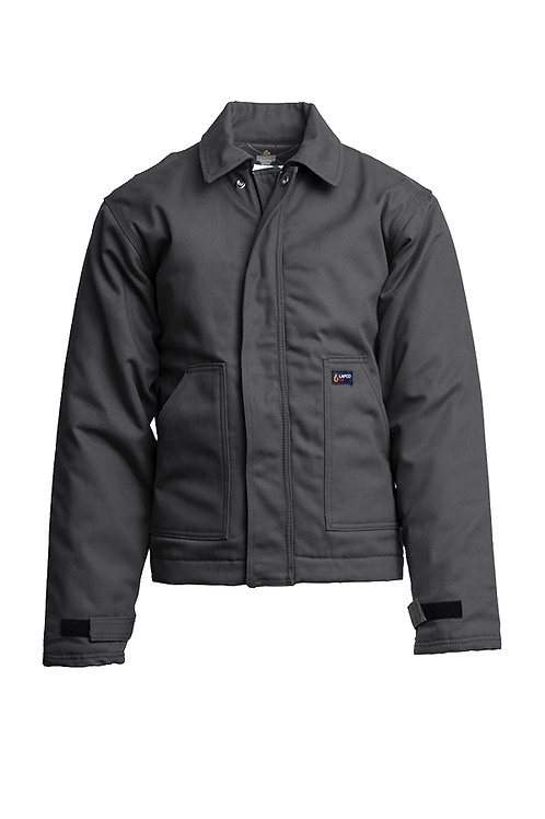 Lapco Insulated FR Grey Jacket