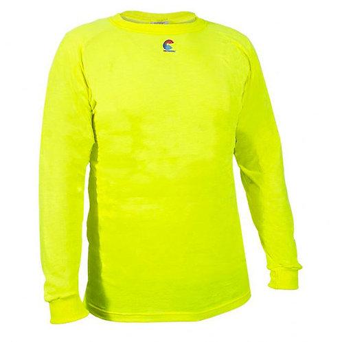 Hi Vis Flame resistant Long sleeve tshirt