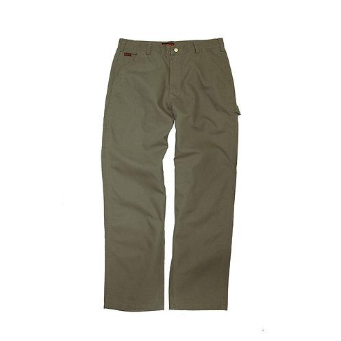 "Rasco Frc moss green fr carpenter pant-Waist sizes: 44""-50"""