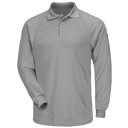 SMP2-Bulwark cool touch grey polo shirt