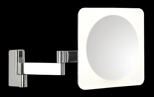 MIROIR DE COURTOISIE ÉCLAIRAGE LED 4X1W - IP44