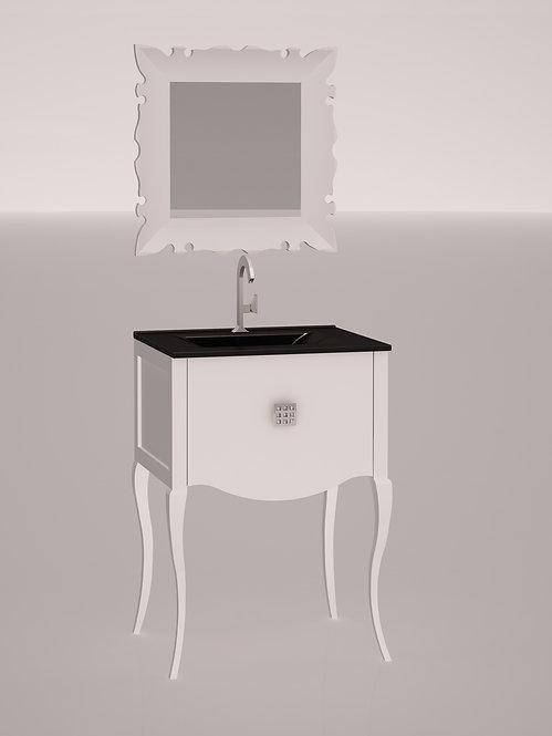 Composition 60 cm - Blanc