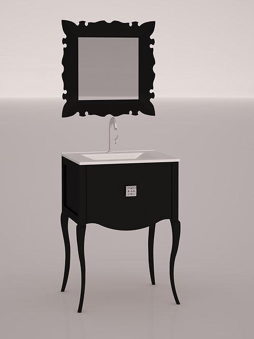 Composition 60 cm - Noir