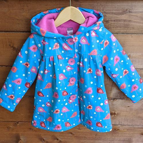 Strawberry Faire Little Birds Raincoat