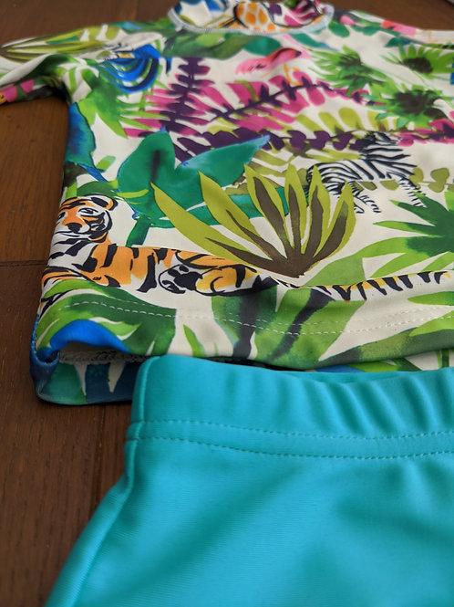 Next 2 Piece Tropical Sunsafe