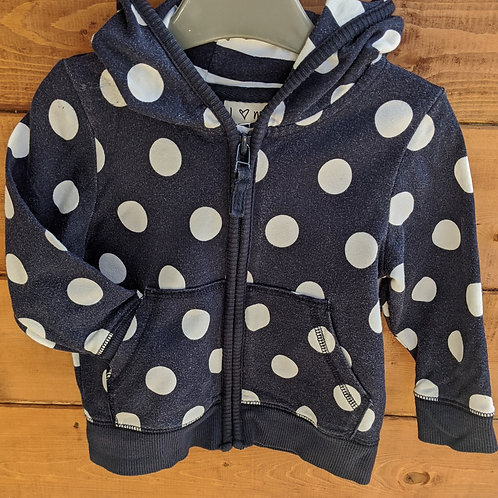 Next Spotted Hoodie