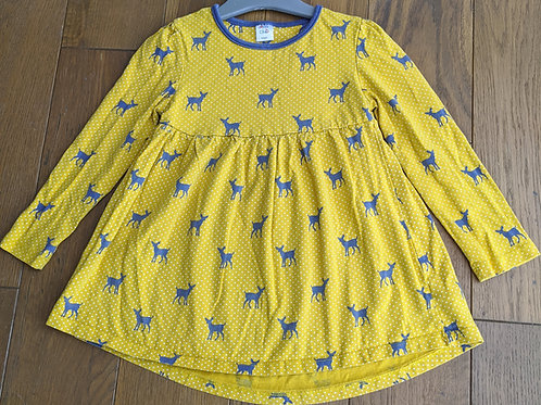 Mini Club Deer Dress