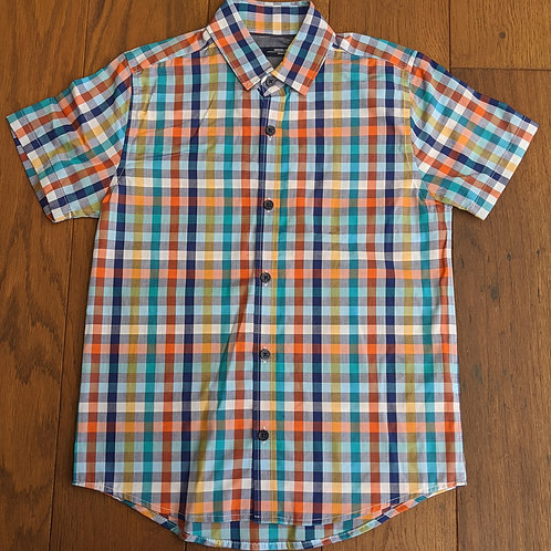 Next Oxford Style Checked Shirt