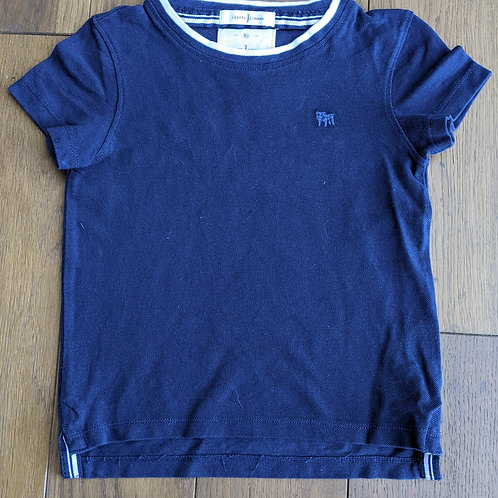 Jasper Conran Plain Round Neck T-Shirt