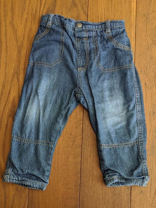 George Blue Wash Jeans
