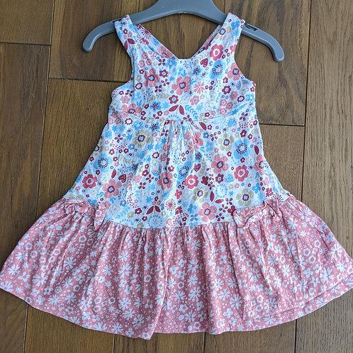 TU Floral Tennis Dress