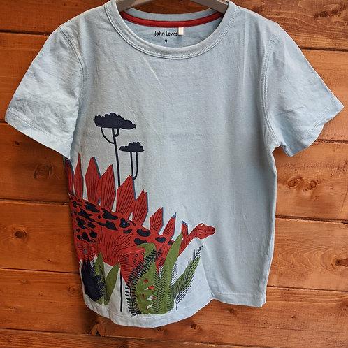 John Lewis Stegosaurus T-Shirt