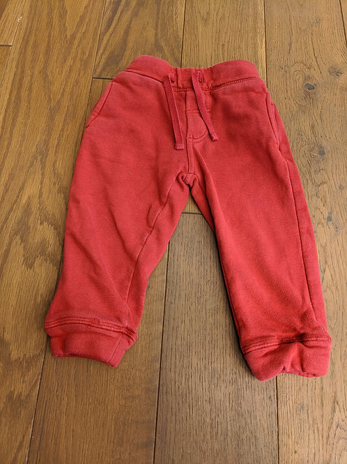 Peep & Co Red Joggers