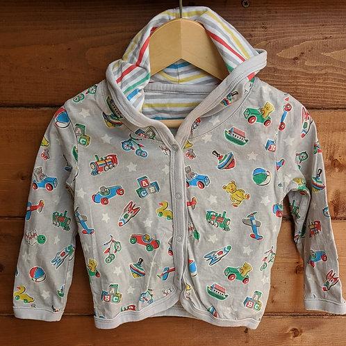 Cath Kids Nursery Hooded Zip Top