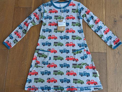 Maxomorra Trucks Dress
