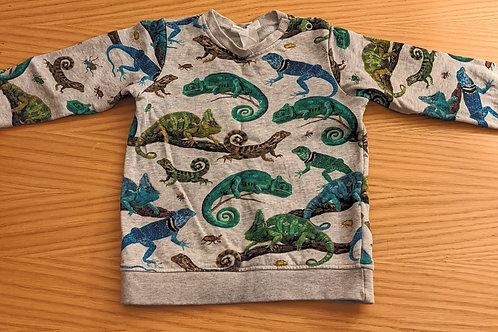 Nathalie Lété x H&M Chameleons Sweatshirt