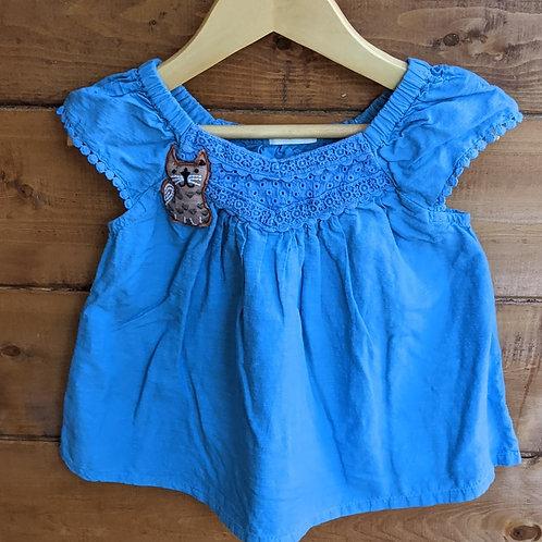 Next Blue Cat Summer Smock
