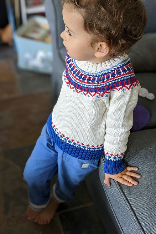 Little Bird Fairilse Knitted Jumper